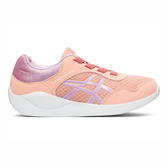 ASICS LAZERBEAM GA [1154A034-700]  大童 女鞋 運動 休閒 透氣 舒適 亞瑟士 粉橘紫