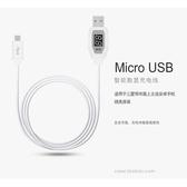 【CA0015】高速 數據顯示 充電線 快充線 電壓計 電流計 MicroUSB Lightning 蘋果 安卓