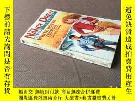 二手書博民逛書店White罕見Water Terror: The Nancy Drew Files Case 6 (英語)Y2