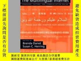 二手書博民逛書店The罕見Multilingual InternetY364682 Danet, Brenda (edt)