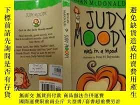 二手書博民逛書店JUDY罕見MOODY:朱迪·穆迪-Y200392