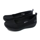 SKECHERS 運動鞋 懶人鞋 女鞋 黑色 104114BBK no310
