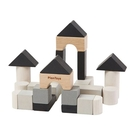 PlanToys 迷你桌遊-迷你木質城堡積木組