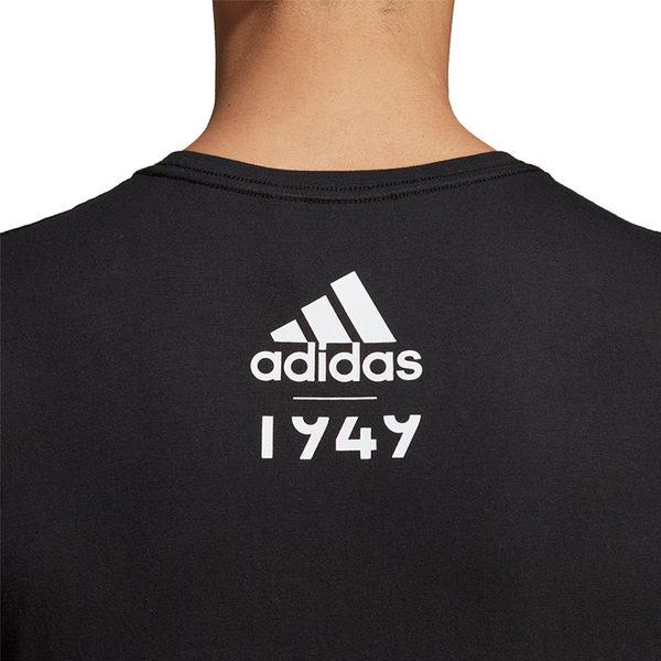 Adidas ADI 360 Tee 男 黑 運動上衣 短T 大學T Athletlcs 棉 毛圈棉衛衣 愛迪達 短袖T恤 CV4536