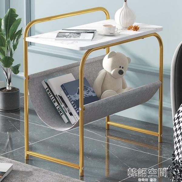 簡易款床頭櫃現代簡約臥室小型桌子床邊櫃網紅迷你輕奢收納小櫃子