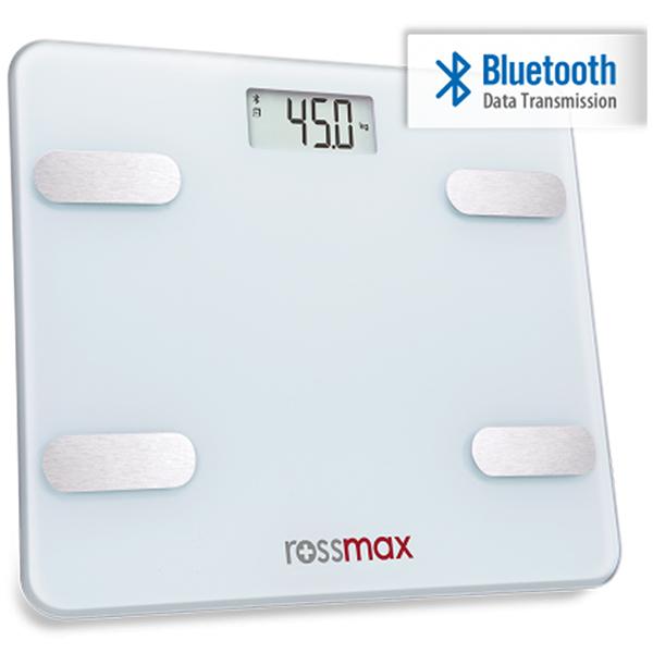 【醫康生活家】Rossmax優盛 藍芽體重體脂計LS212-B
