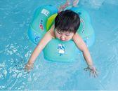 第5代自游寶貝嬰兒游泳圈趴圈脖圈寶寶腋下新生兒0-6歲兒童防翻 夢想生活家