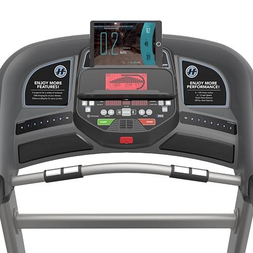 喬山JOHNSON|HORIZON T202 電動跑步機