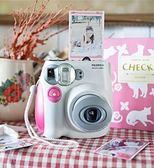 照相機Fujifilm/富士拍立得mini7s熊貓 壹次成像相機套餐含相紙升級版7c Igo印象部落