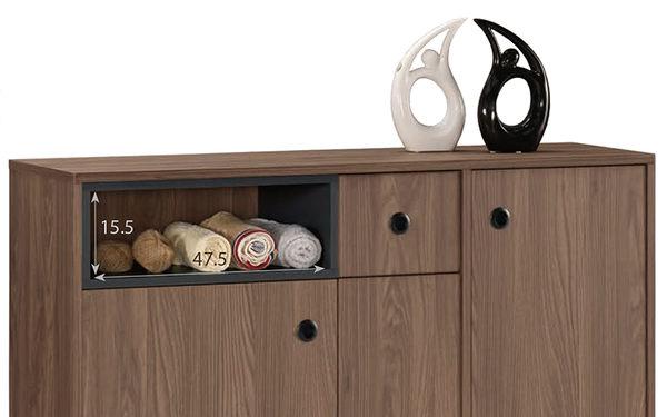 【森可家居】優娜4尺鞋櫃 7CM355-4 木紋質感 北歐風