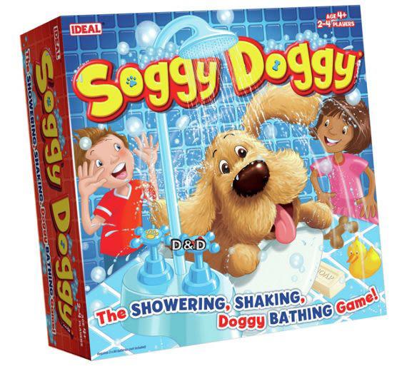 《 Soggy Doggy 》甩水狗狗 ╭★ JOYBUS玩具百貨