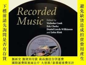 二手書博民逛書店The罕見Cambridge Companion To Recorded MusicY255562 Cook,