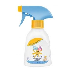 施巴5.5嬰兒防曬保濕乳SPF50 200ml