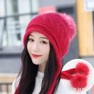 月子帽 秋冬季產婦帽產后帽子保暖加厚坐月子帽孕媽媽帽 AW7248【棉花糖伊人】