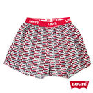 Levis 四角褲Boxer / 寬鬆舒適 / 品牌LOGO圖樣