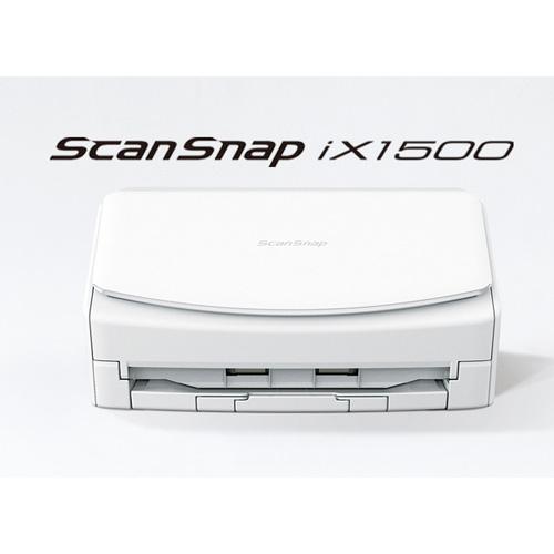 Fujitsu 富士通 ScanSnap iX1500 多人共享無線掃描器
