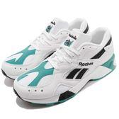 Reebok 復古慢跑鞋 AZTREK Wanna One 白 黑 藍 麂皮鞋面 聯名款 老爹鞋 運動鞋 男鞋 【PUMP306】 CN7067