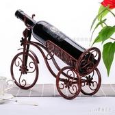 紅酒架擺件創意葡萄酒架擺設酒架酒柜裝飾品家居擺件歐式簡約酒架 PA1650 『pink領袖衣社』