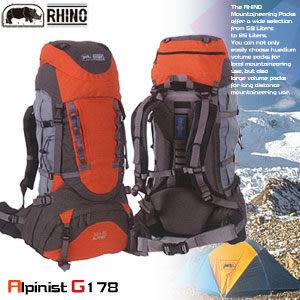 78公升(58+20)易調式背負系統背包.登山包.戶外.休閒.便宜推薦哪裡買【RHINO 犀牛】