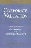 二手書博民逛書店《Corporate Valuation: Tools for Effective Appraisal and Decision-Making》 R2Y ISBN:1556237308