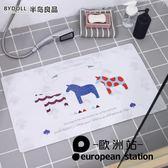 防滑墊/墊浴室防滑地墊 腳墊帶吸盤【歐洲站】