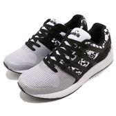 DIADORA 慢跑鞋 黑 白 水晶TPU輕跑鞋 透氣網布 超輕量大底 運動鞋 女鞋【PUMP306】 DA8AWC6038