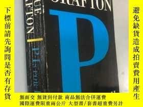 二手書博民逛書店pis罕見for perilY5919 Sue Grafton