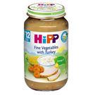 HiPP喜寶 天然蔬菜火雞全餐220g
