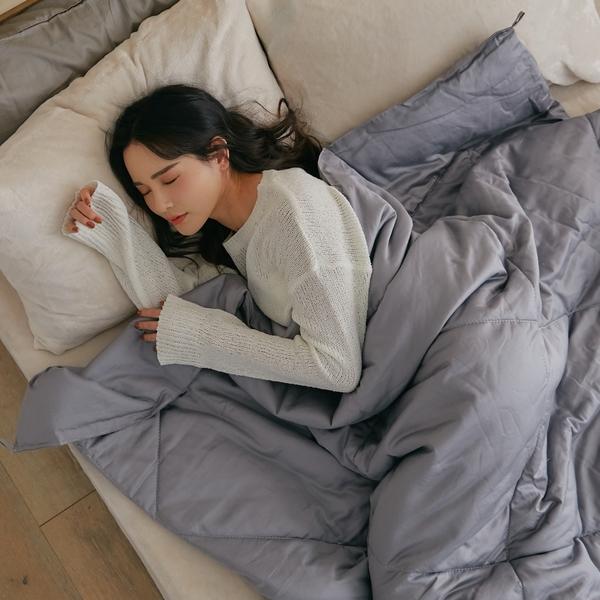 【預購】棉被 石墨烯溫感晚安被 【雙人款】冬季棉被 厚被 保暖被 翔仔居家