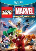 WiiU LEGO: Marvel 樂高:驚奇超級英雄(美版代購)