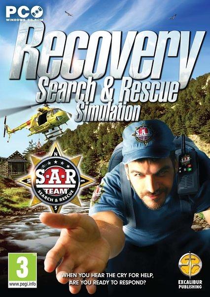 【軟體採Go網】★新品現貨供應★ PCGAME-模擬救難員Recovery: The Search & Rescue Simulation