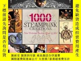 二手書博民逛書店1,000罕見Steampunk CreationsY364682 Dr. Grymm Quarry Book