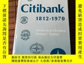 二手書博民逛書店Citibank罕見1812-1970Y206777 Cleve