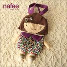 娃娃兒童碎花可愛側背小包/手提包