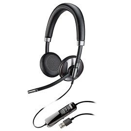 【Lync整合 雙耳型 USB】Plantronics Blackwire C725-M 頭戴USB耳機