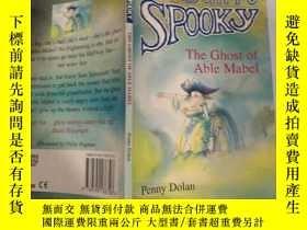 二手書博民逛書店young罕見hippo spooky 小河馬幽靈.Y200392