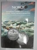 【書寶二手書T7/收藏_PMZ】Noble Numismatics Pty Ltd_封面2圓形銀幣