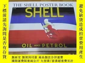 二手書博民逛書店THE罕見SHELL POSTER BOOK (大16開)Y255351