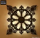 INPHIC- 工業復古歐式花紋壁燈美式風格懷舊過道咖啡館鑄鐵裝飾壁燈_S197C