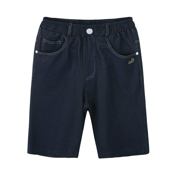 『小鱷魚童裝』仿牛仔五分褲(12號~20號)555606