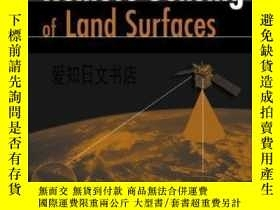 二手書博民逛書店【罕見】Quantitative Remote Sensing Of Land SurfacesY175576