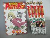 ~書寶 書T3 /漫畫書_KMI ~PrettyFace 漂亮臉蛋_ 全6 集合售_ 葉恭