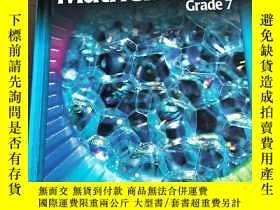 二手書博民逛書店Mathematics罕見Grade 7Y233756 EDIT