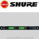 (需預訂) 美國 舒爾 SHURE UR4D 雙通道無線接收機,可級聯 公司貨