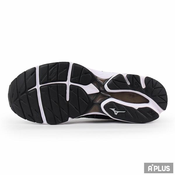MIZUNO 男 RIDER 慢跑鞋WAVE RIDER 21 美津濃 慢跑鞋- J1GC180309
