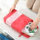 裝鞋的收納袋 整理袋透明便攜防塵鞋袋 束口袋鞋套旅行鞋子收納袋子 免運