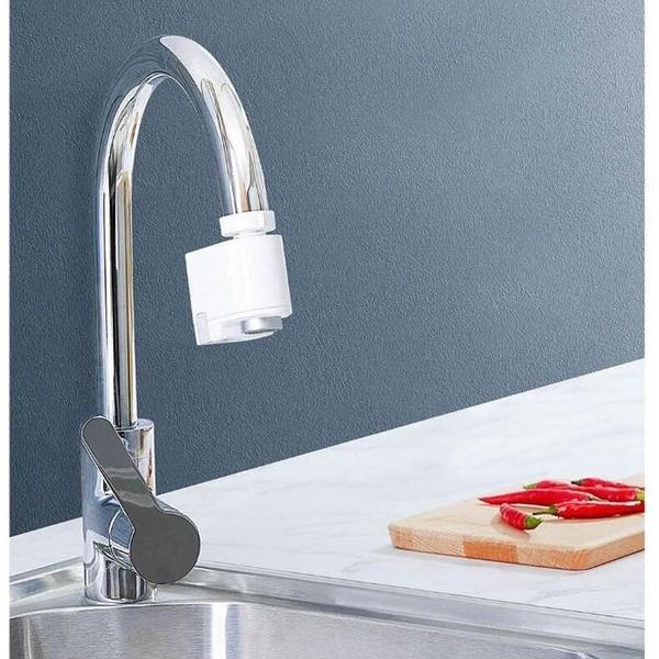 【Love Shop】米家 咱家感應節水器 廚房省水神器 防濺通用水龍頭嘴感應器洗