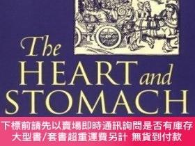 二手書博民逛書店The罕見Heart And Stomach Of A KingY464532 Carole Levin Un