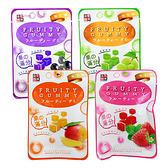 味覺百撰 糖霜Q軟糖 26g 黑加侖/葡萄/草莓/芒果【BG Shop】4款可選/最短效期:2021.10