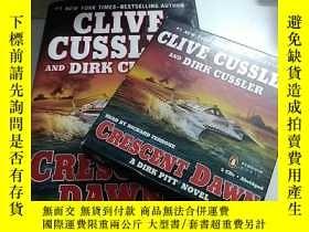 二手書博民逛書店《Crescent罕見Dawn》Y273200 Clive Cu